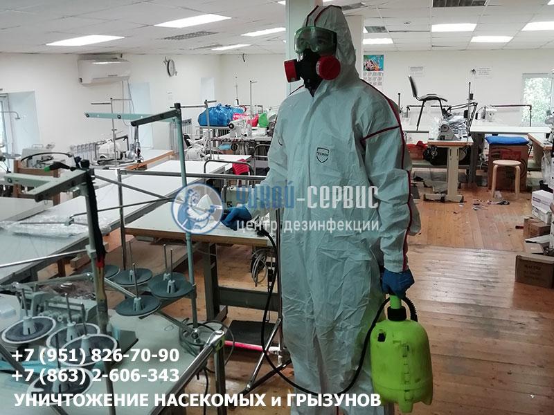 Как избавиться от тараканов навсегда в Ростове-на-Дону