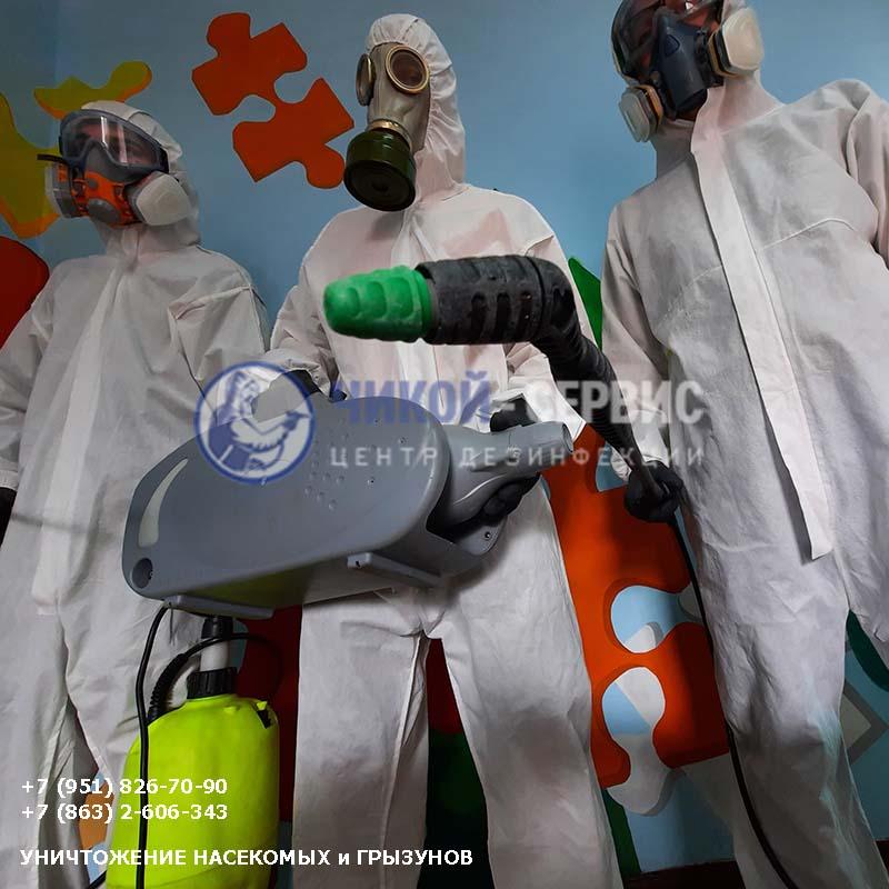 Дезинсекция в Семикаракорске - изображение от Чикой-Сервис