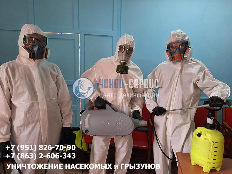 Правила дезинфекции помещений животноводческих ферм - фото Чикой-Сервис